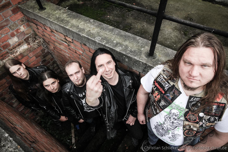 Thrash Metal Band First Aid